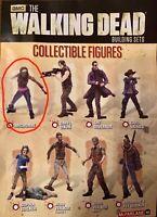 MICHONNE - The Walking Dead Building Sets Collectible Figures S1 McFarlane