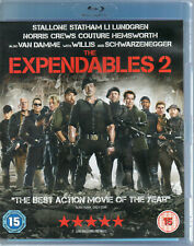 The Expendables 2 (Blu-ray, 2012) Free UK Delivery!!  **New / Sealed**