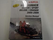 2006 Yamaha WaveRunner VX110 Sport VX110 Deluxe Service Repair Shop Manual NEW