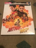 Ant-Man & The Wasp Target Exclusive 4K UHD+Blu-ray+Digital Brand New