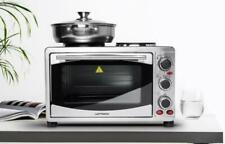 Laptronix 23L 1500W Mini Oven - Silver