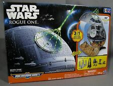Star Wars Rogue One Micro Machines Deathstar Set New Unopened