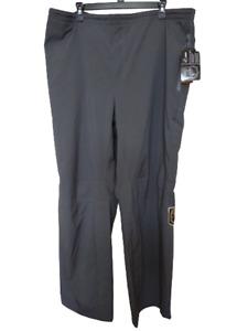 New Minor Flaw Las Vegas Golden Knights Mens Size 3XL Gray Adidas Pants $105