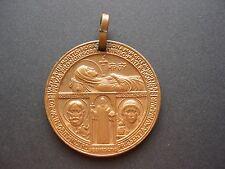 Anhängermünze CSPB Bronze S. Benedictus
