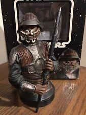 Gentle Giant Lando Calrissian Skiff Guard mini bust