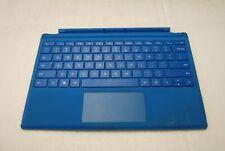 Genuine Microsoft Surface 1645 Keyboard For Microsoft Surface-Blue