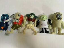 McDonald's Happy Meal 2003 Stretch Screamers FIVE