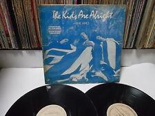 THE WHO - The Kids Are Alright KOREA 2 LP set Blue CVR