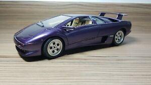 Lamborghini Diablo 1/18th Burago Model Car