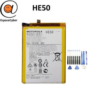 Motorola Battery HE50 E4 Plus E5 Plus XT1770 XT1771 XT1775 XT1776 5000 MAH