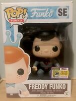 Funko Pop Freddy As Superman Red Son SDCC 2019 Limited To 1/525 RARE Exclusive