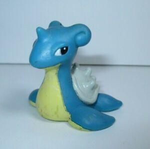 1997 Pokemon Finger Puppet Lapras Figure Gotta Catch Them All Nintendo Bandai
