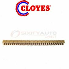 Cloyes Center Engine Timing Chain for 1967-1980 Mercury Marquis - Valve ed