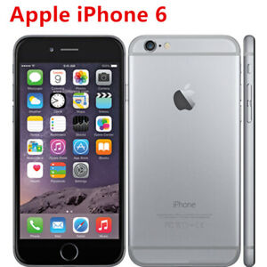 NEW Original Apple iPhone 6 16/64/128GB Spacr Gray Silver Gold IOS WIFI Unlocked