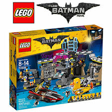 Lego The BATMAN MOVIE 70909 Batcave Break-in MISB