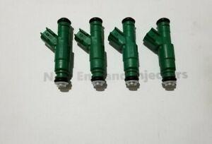 Reman OEM Bosch Fuel Injectors Set (4) 0280156193 03-07 Mazda 3 5 6 2.3l