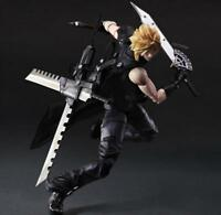 Play Arts Kai Final Fantasy VII Advent Cloud Strife Action Figure Toy Model