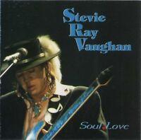 "STEVIE RAY VAUGHAN ""Soul Love"" Live Philadelphia 1987 Import CD +3 Unplugged"