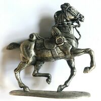 SOLDAT DE PLOMB EMPIRE COLLECTION ANCIENNE MHSP  MADE IN FRANCE 1985 CHEVAL SEUL