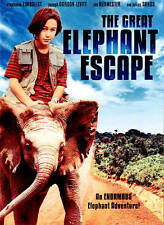 The Great Elephant Escape (DVD, 2014)