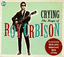 THE MAGIC OF ROY ORBISON - CRYING (NEW SEALED 2CD)