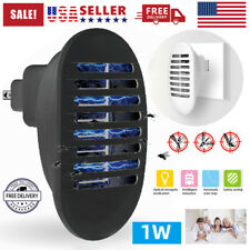 Electronic Insect Killer Mosquito Lure Lamp Mosquito Gnat Trap Lamp Indoor USA
