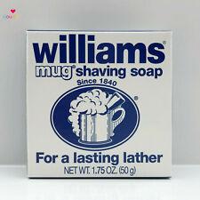 Williams Mug Shaving Soap Regular - Famous For It's Lather 50g
