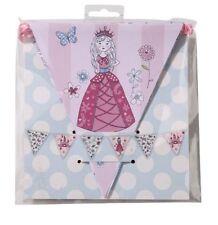 Princess/Fairies Theme Birthday, Child Party Bunting