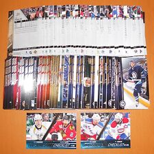 2015-16 Upper Deck Series 1 Complete 200 Card Base Set