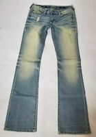 Affliction Women Jade Studded Pocket Denim ~ BRAND NEW ~ BC403 ~ Retail $148 ~
