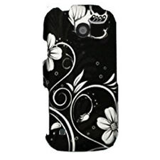 For MetroPCS LG Beacon MN270 HARD Protector Case Phone Cover White Flowers