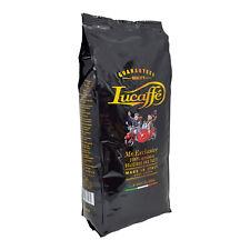 Lucaffe Espresso Mr. Exclusive 100% Arabica schwarz nero, 1000g - Caffe Milano