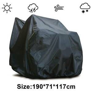 Extra Large Simplantex Mobility Scooter Storage Rain Cover Waterproof Disability
