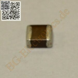 500 x 2.2nF 63V 2200pF Kondensator Capacitor 12065R222K9ABB  1206SMD 500pcs