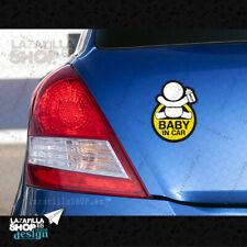 Gripfast Bebé a bordo Ventosas Parabrisas Ventana Panel del cuerpo para la seguridad del coche