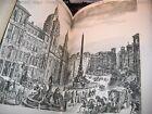 """""""L'Eau Romaine"""" Octave Homberg Illustré par DECARIS avec Envoi 1/225 relié 1936"""