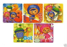 15 Team UmiZoomi Milli Geo Bot Stickers Party Goody Loot Bag Filler Favor Supply
