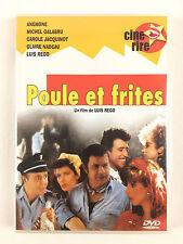 DVD Poule et frites De Luis Rego / Michel Galabru, Anémone
