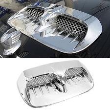 Chrome Front Intercooler Cap Garnish Molding For KIA 2002-2005 Sedona / Carnival