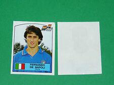 PANINI FOOTBALL EURO UEFA 88 1988 N°91 FERNANDO DE NAPOLI ITALIE ITALIA SQUADRA