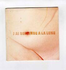 CD SINGLE (NEUF) INDOCHINE J'AI DEMANDE A LA LUNE