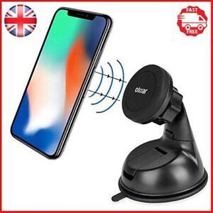 Olixar Car Magnetic Phone Holder - Magnetic Car Holder - Mount For Windscreen -