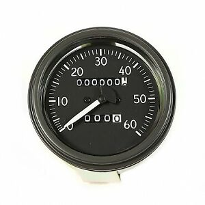 Fits Jeep Willys MB GPW CJ2A 3A B M38 M381 CJ5  Gauges Speedometer  17206.03