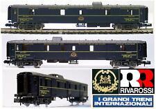 Rivarossi 9593 Vintage Ciwl Orient Express Voiture Bagages Nr.1270-M Boîte