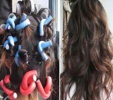 Lot 10 à 40 Bigoudi Mousse Éponge Rouleau Coiffure Cheveux Permanente magique
