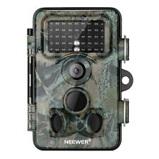 Trail Game Camera 16MP 1080P HD Digital Waterproof Hunting Scouting Cam