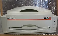 AGFA DUOSCAN Professional Scanner - Working!