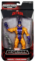 Marvel ANT-MAN MARVEL'S TIGER SHARK Deluxe 15cm Marvel Legends Infinite Series