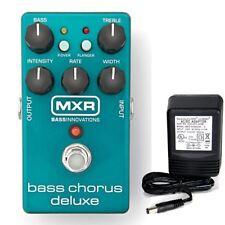 MXR M-83 Bass Chorus Deluxe w/ 9v power supply