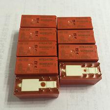 RTE24730 Power Relay 8A 230VAC 8 Pins x 10pcs